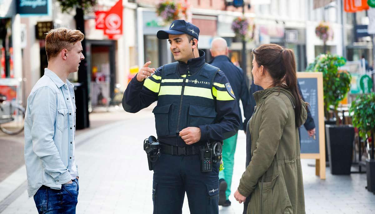 Meer wijkagenten in Zeeuws-Vlaanderen - Veilig leven in de Gemeente Sluis  2015